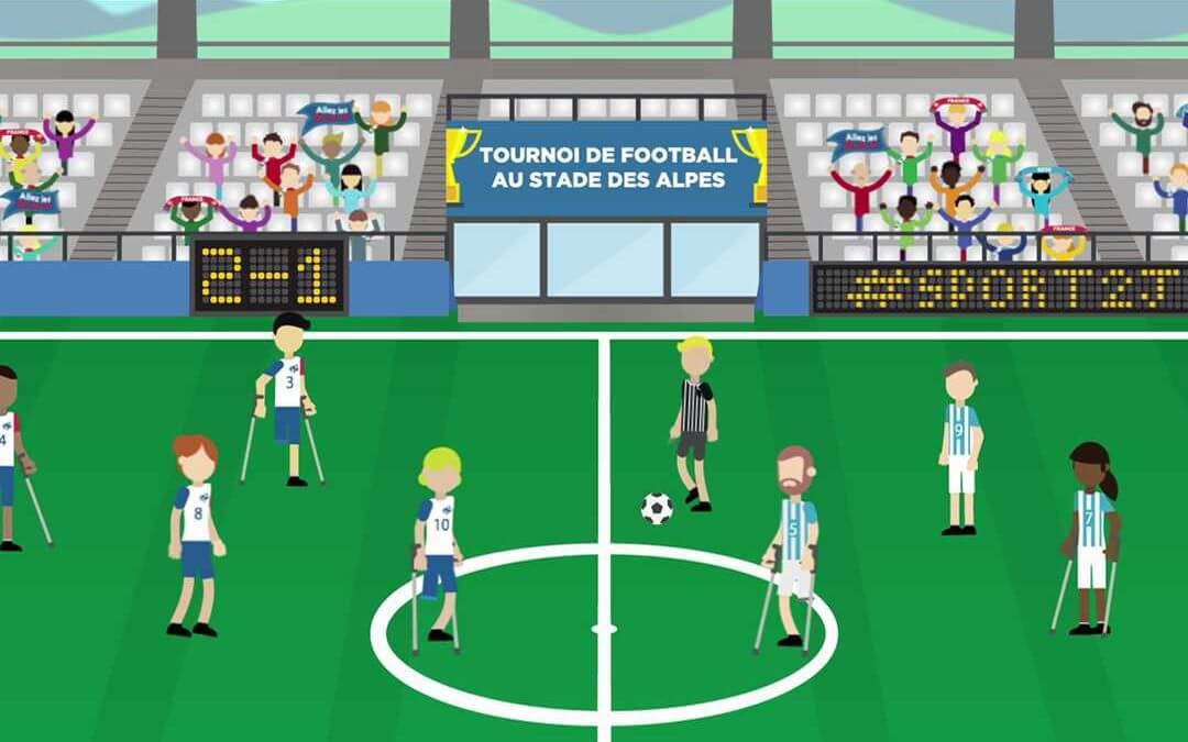 Film événement – Talentéo Sport2Job