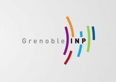 Identité visuelle et sonore – Grenoble INP