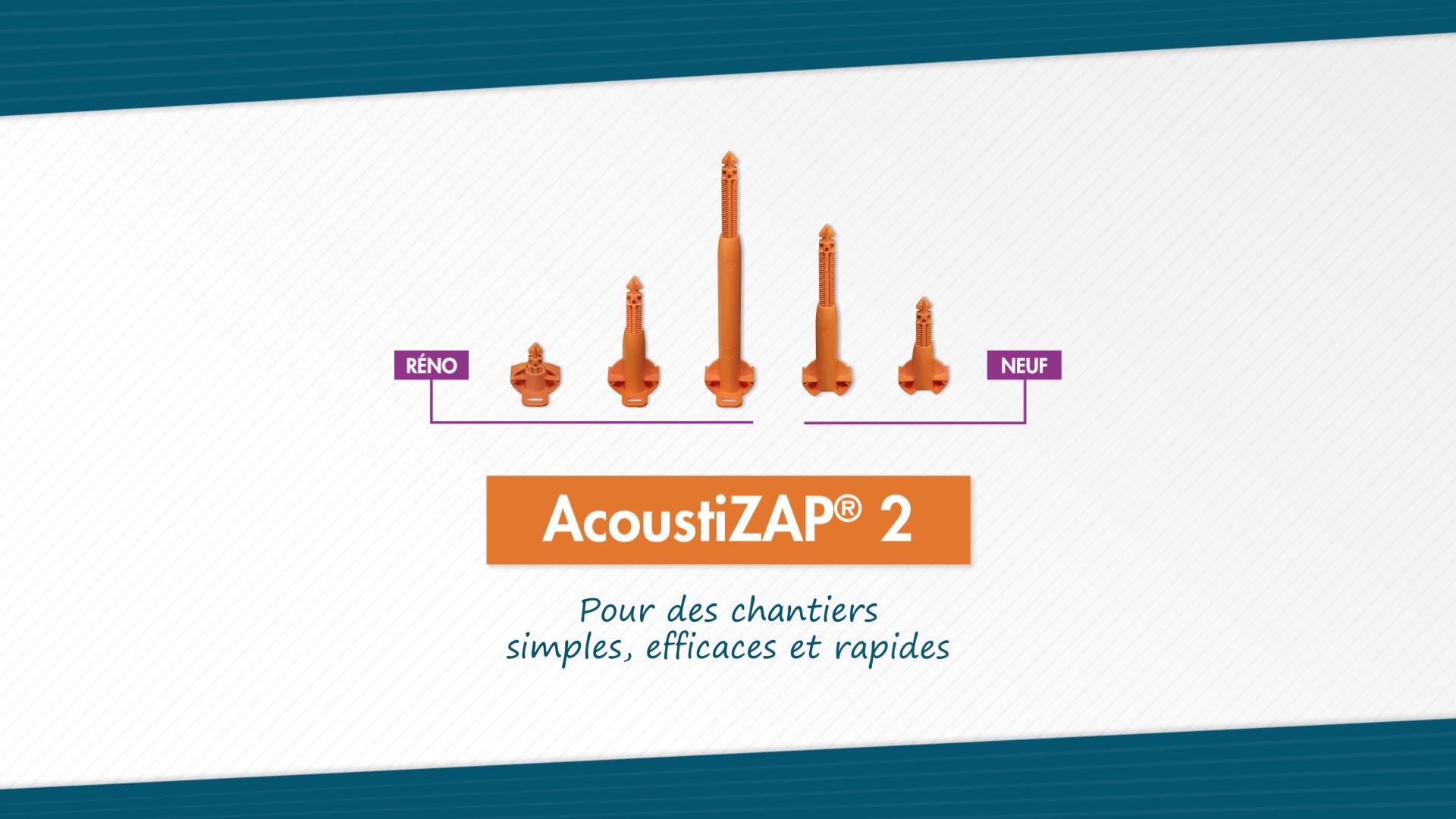 Motion Design Knaufinsulation AcoustiZAP2