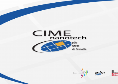 film promotionnel CIME nanotech 8