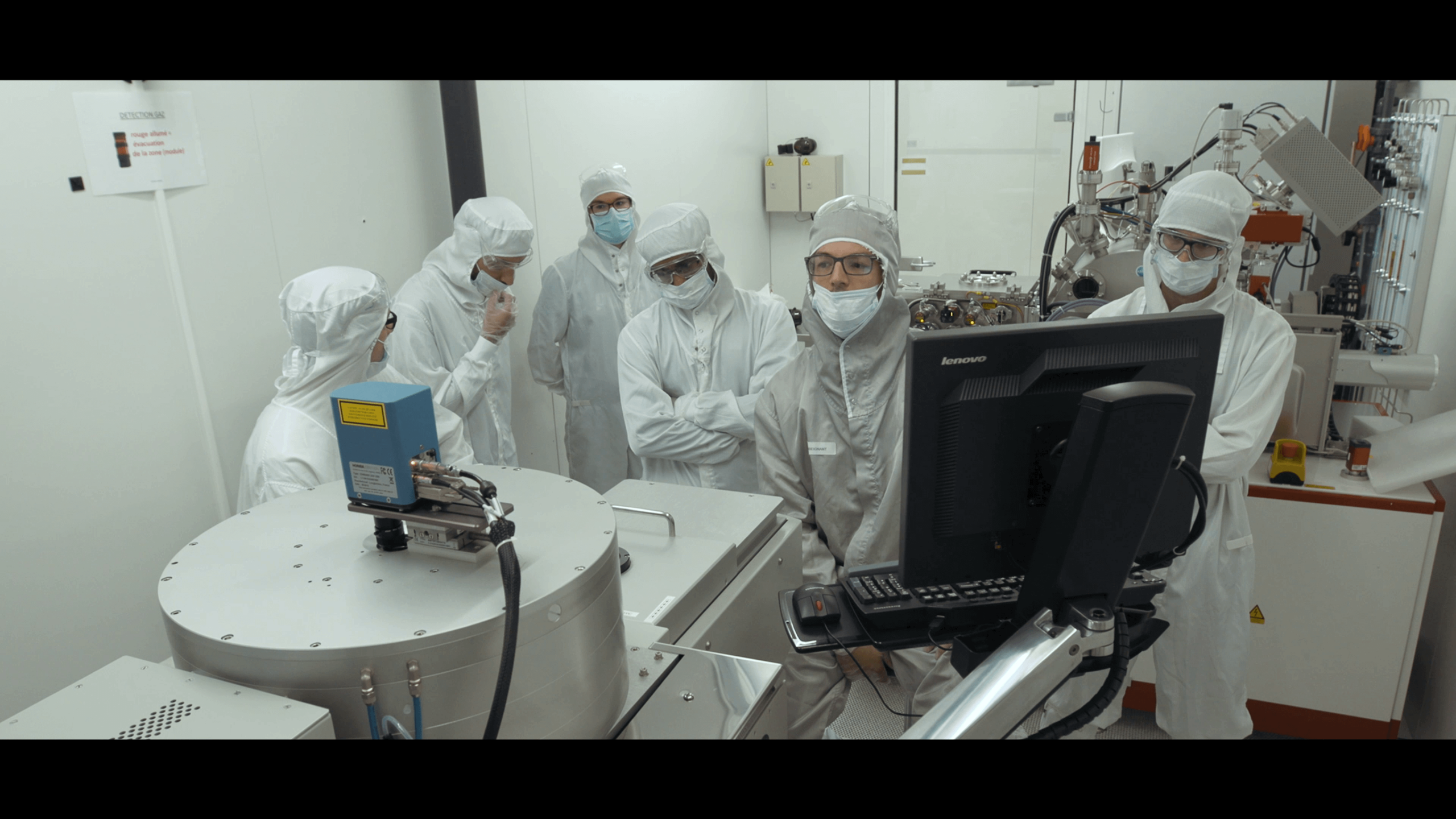 film promotionnel CIME nanotech