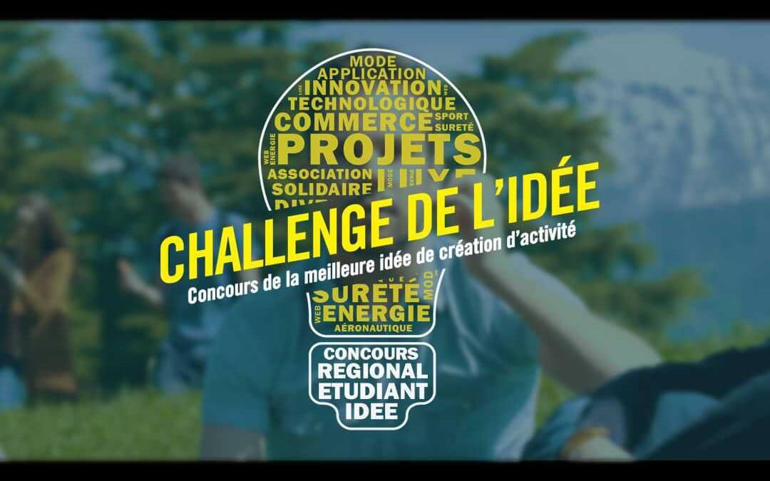 Publicité – Challenge de l'idée 2017