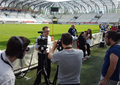 Making-of Sport2Job Stade des Alpes 13