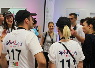 Making-of Sport2Job Stade des Alpes 03