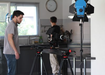 Making-of Le bon chef 01