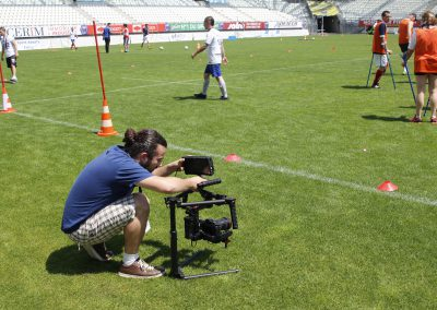 Making-of Sport2Job Stade des Alpes 11