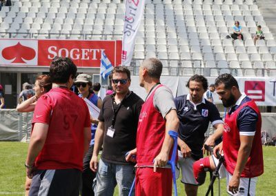 Making-of Sport2Job Stade des Alpes 07