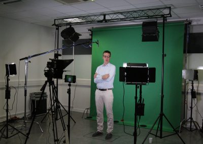 MOOC SmartGrid - Production audiovisuelle
