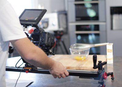 Making-of Le bon chef 15