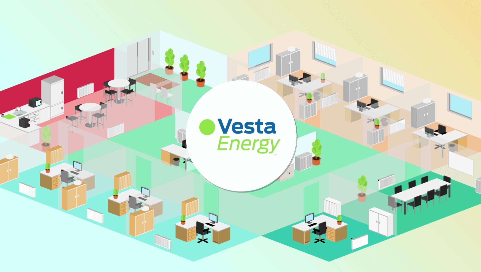 Motion design Vesta Energy