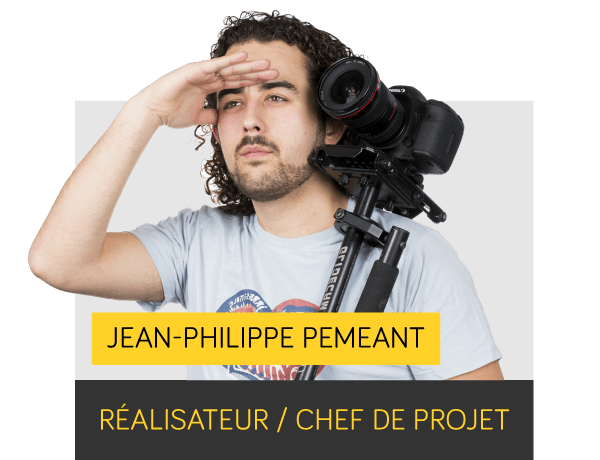 Jean- Philippe PEMEANT - Agence audiovisuelle