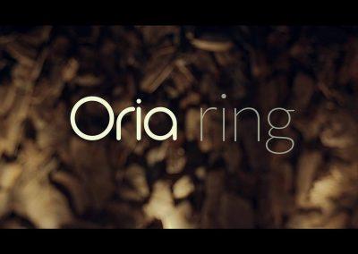 Publicité Oria Ring