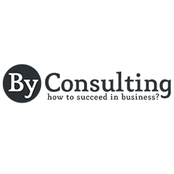 Logo By Consulting - Agence audiovisuelle