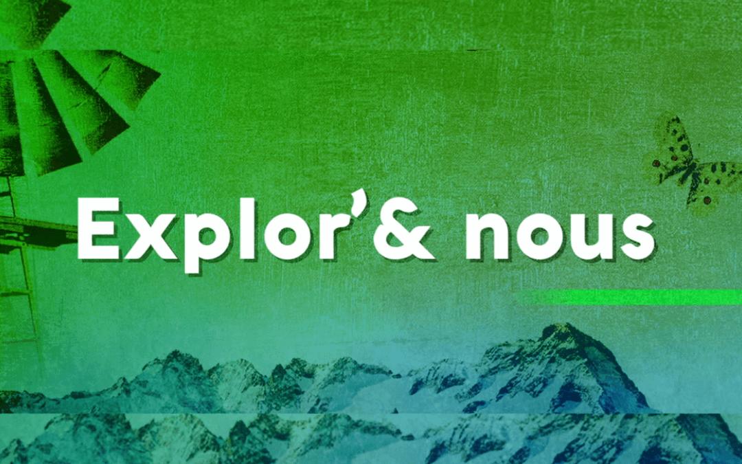 Identité visuelle et sonore – UGA Explore More