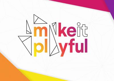 Identité visuelle et sonore – Make It Play Full