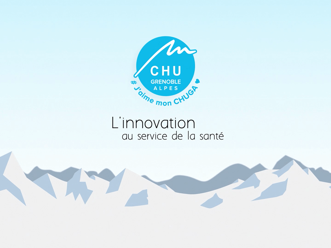 Motion design CHU de Grenoble - Production audiovisuelle