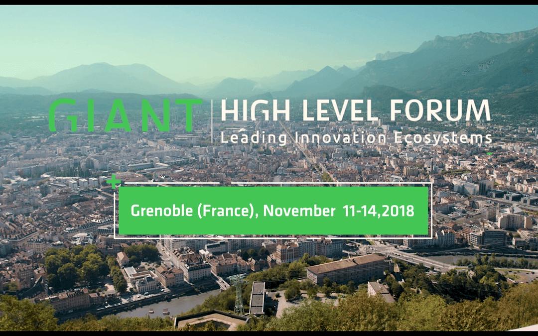 Film événement – CEA, High Level Forum 2018