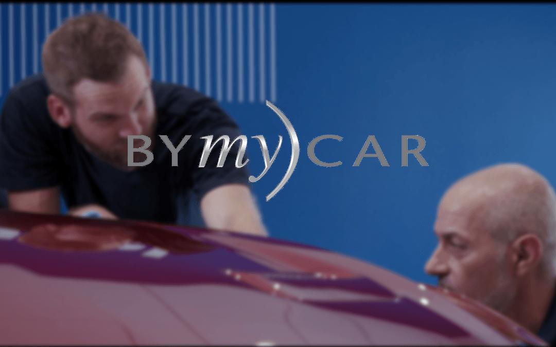 Publicité – Groupe ByMyCar, Le talent c'est l'envie