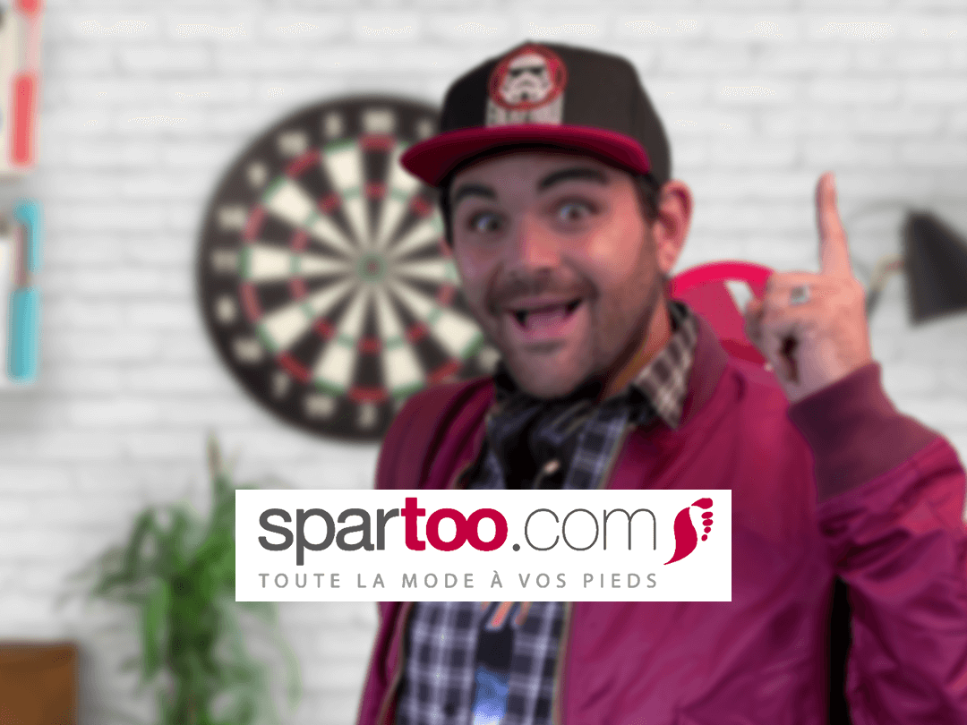 Spartoo - Publicité Web Série