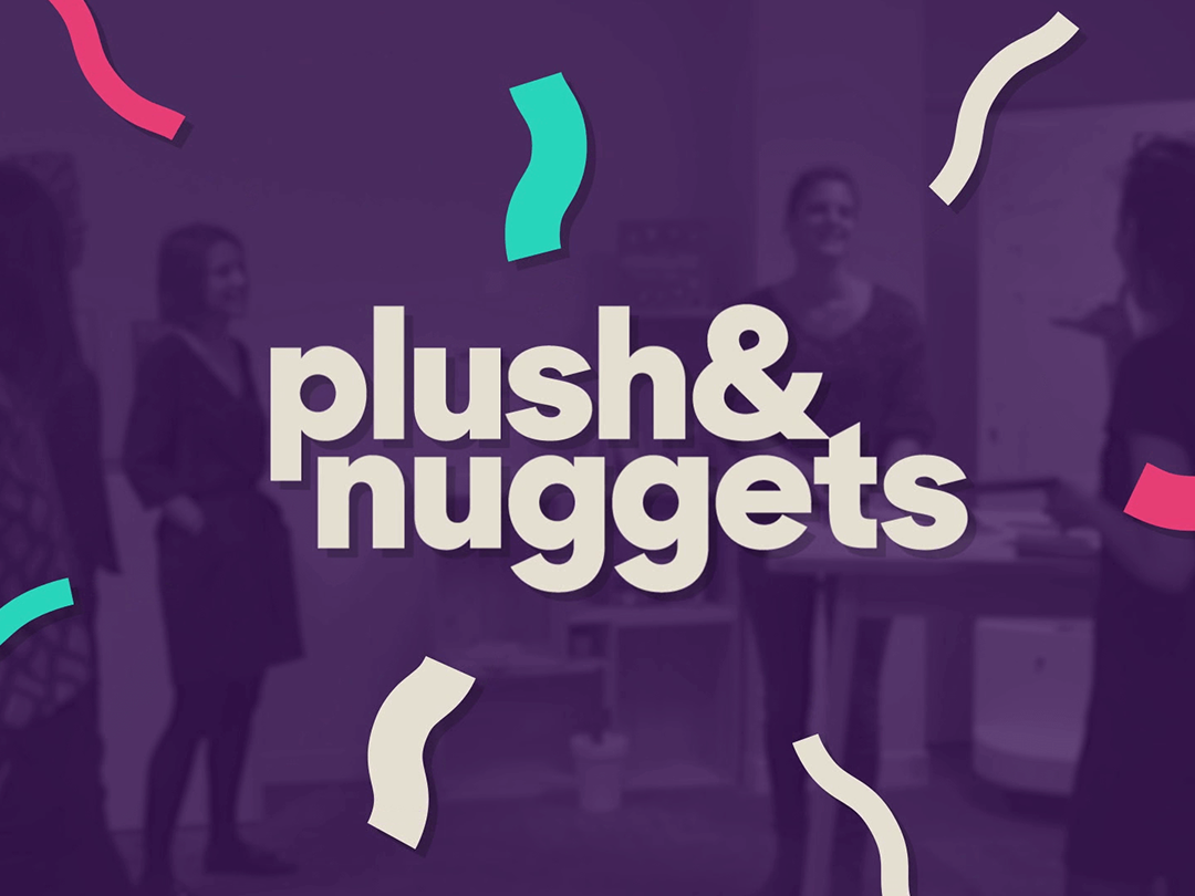 Motion design Plush and Nuggets - Production audiovisuelle