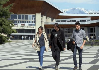 Film institutionnel – Témoignage Réussite à l'UGA