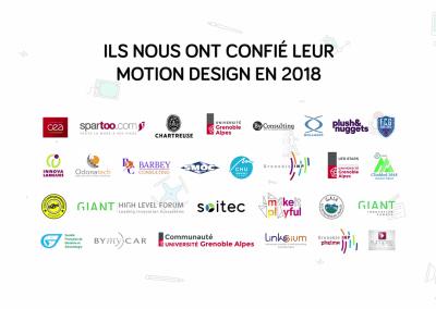 Demoreel motion design 2018 – Black Sheep Studio