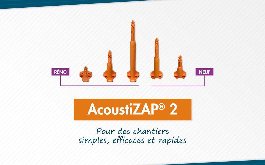 Motion Design – Knaufinsulation AcoustiZAP2