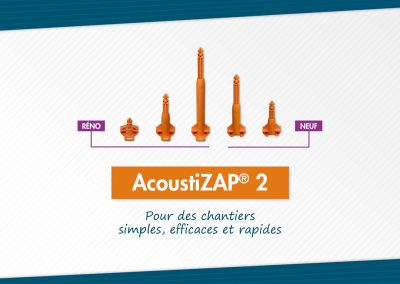 Motion Design – Knaufinsulation AcoustiZAP2