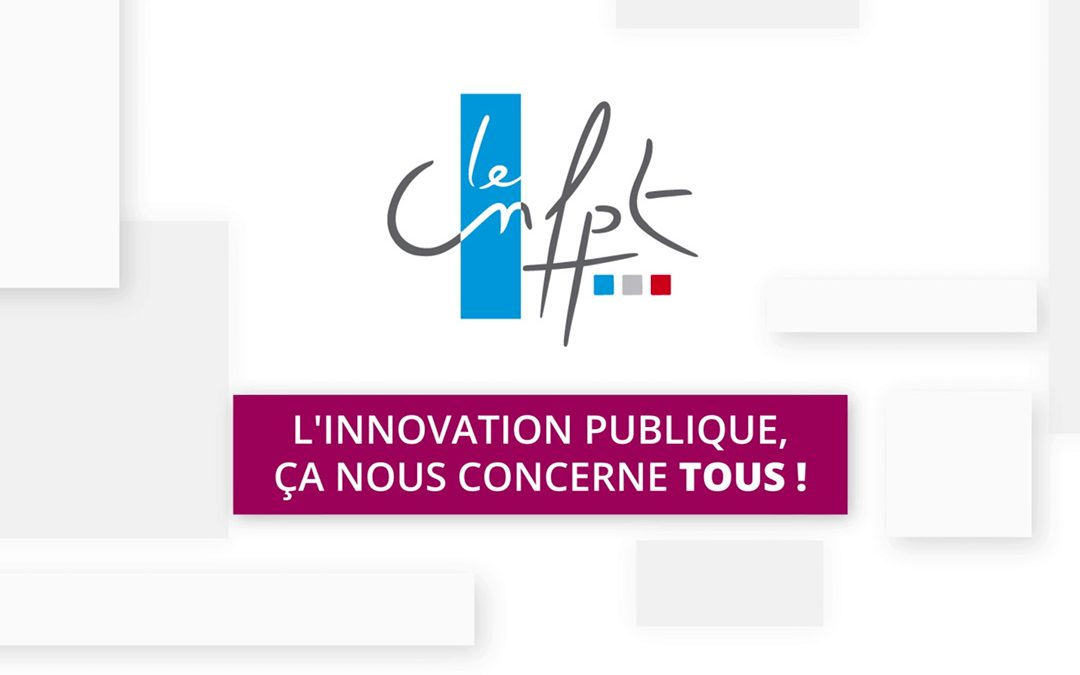 Motion design – L'innovation Publique CNFPT