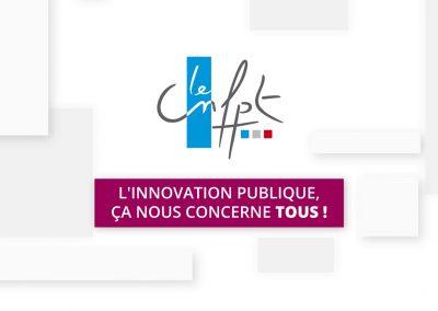 Motion design – L'innovation Publique CNFPT